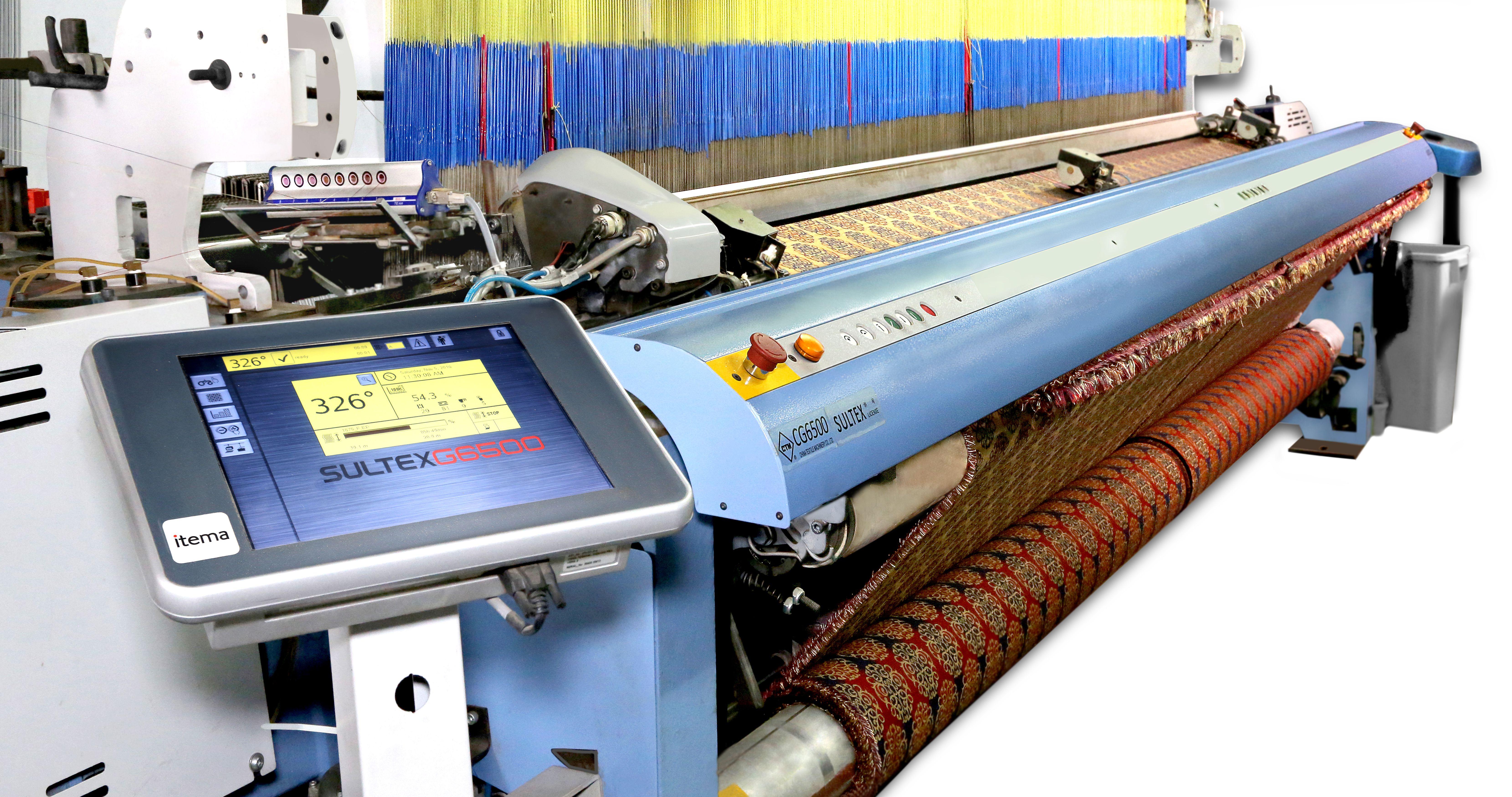 Weaving Machine | CG6500 Rapier Jacquard Weaving Loom